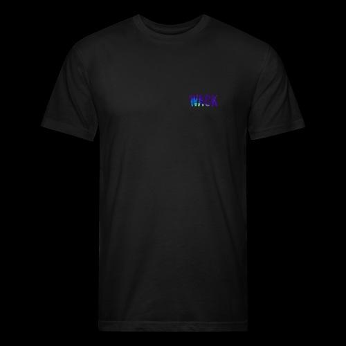 84990907 8E16 46A0 8BA2 32292C0E8A6A - Fitted Cotton/Poly T-Shirt by Next Level
