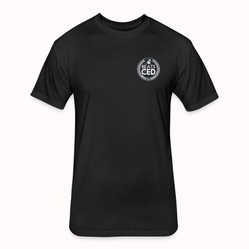 Beats By Ced Merch - Fitted Cotton/Poly T-Shirt by Next Level