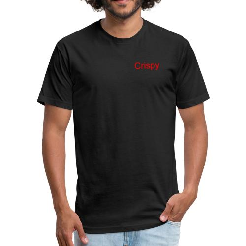 Cirspy - Fitted Cotton/Poly T-Shirt by Next Level