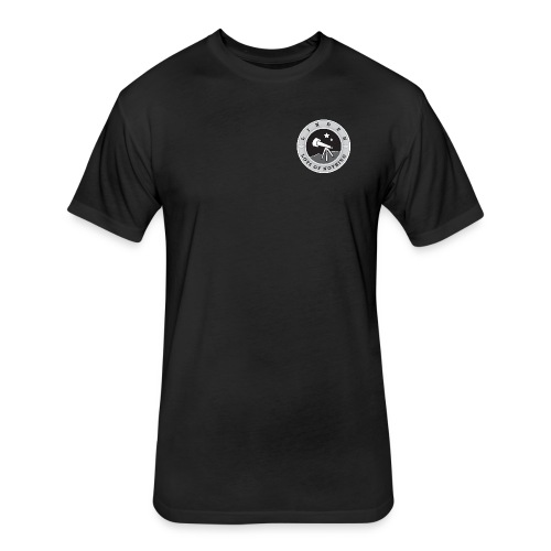 Linden - Lots of Nothing - Fitted Cotton/Poly T-Shirt by Next Level