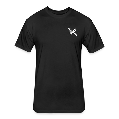 K-TEAM T-Shirt - Fitted Cotton/Poly T-Shirt by Next Level