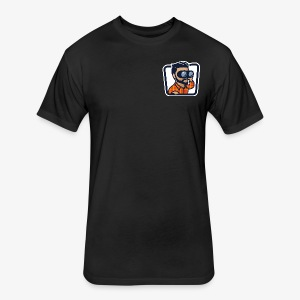 Vapospy Merchandise - Fitted Cotton/Poly T-Shirt by Next Level