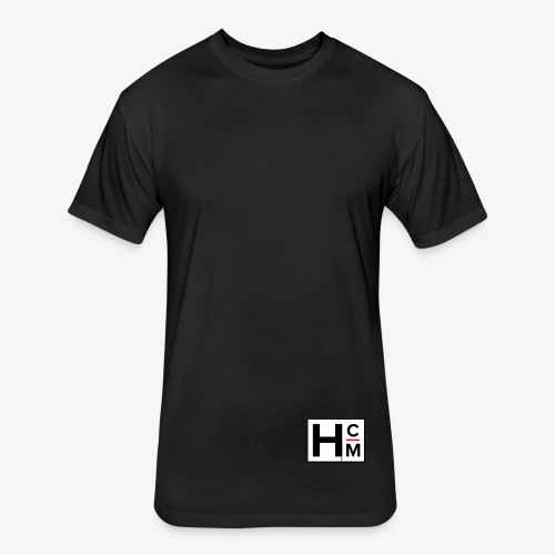 he&hers chase money - Fitted Cotton/Poly T-Shirt by Next Level