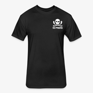 Ice Pyrates - Fitted Cotton/Poly T-Shirt by Next Level