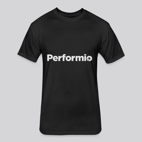 Performio Wearables - Fitted Cotton/Poly T-Shirt by Next Level