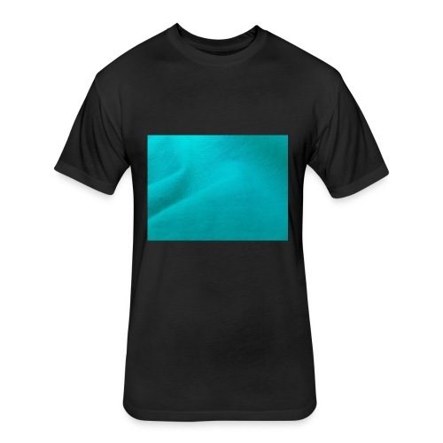 I love you guys - Fitted Cotton/Poly T-Shirt by Next Level