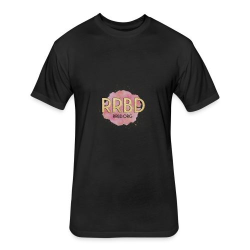 rrbd - Fitted Cotton/Poly T-Shirt by Next Level