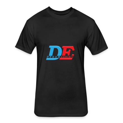DE - Fitted Cotton/Poly T-Shirt by Next Level
