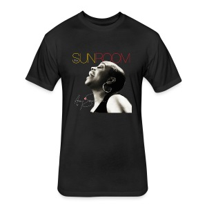 Sunroom - Fitted Cotton/Poly T-Shirt by Next Level
