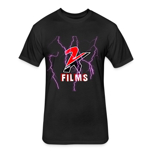2kfilms - Fitted Cotton/Poly T-Shirt by Next Level