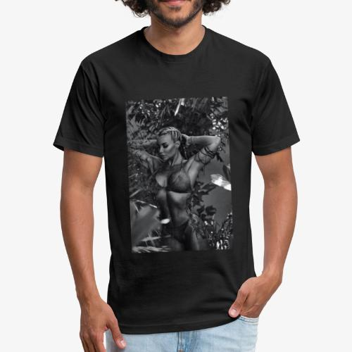BWJ - Fitted Cotton/Poly T-Shirt by Next Level