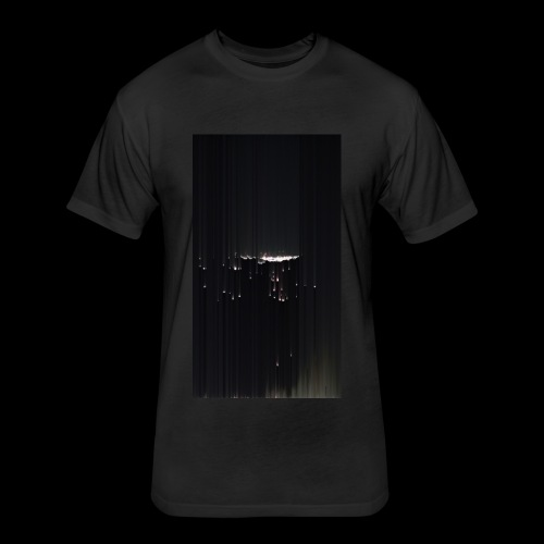 StarFall - Fitted Cotton/Poly T-Shirt by Next Level
