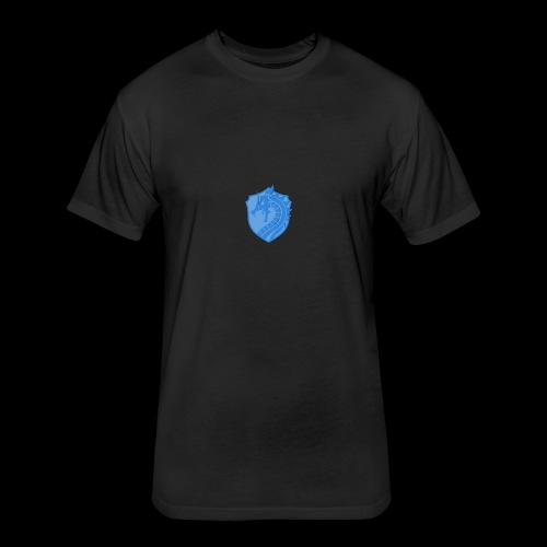 Reborn eSports - Fitted Cotton/Poly T-Shirt by Next Level