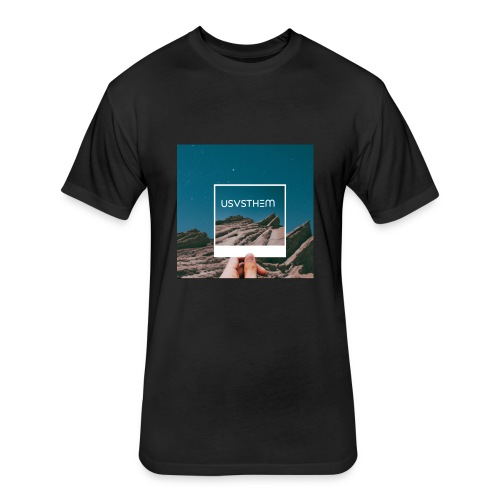 Views POLAROID SERIES - Fitted Cotton/Poly T-Shirt by Next Level