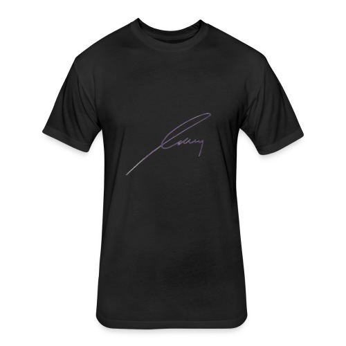 Trinity Signature Design - Fitted Cotton/Poly T-Shirt by Next Level