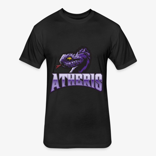ATHERIS - Fitted Cotton/Poly T-Shirt by Next Level