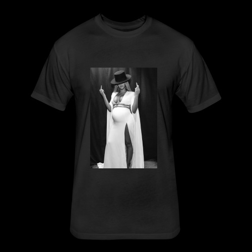 Beyonce grammys - Fitted Cotton/Poly T-Shirt by Next Level