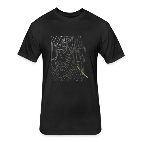 Intellectual Dark Web - Fitted Cotton/Poly T-Shirt by Next Level