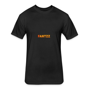 Fantzz Clothing - Fitted Cotton/Poly T-Shirt by Next Level