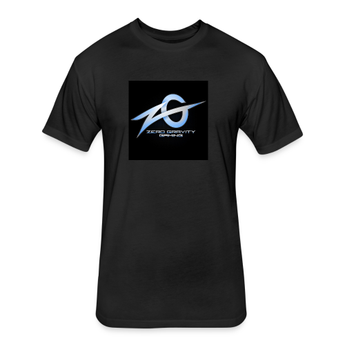 ZeroGravity - Fitted Cotton/Poly T-Shirt by Next Level