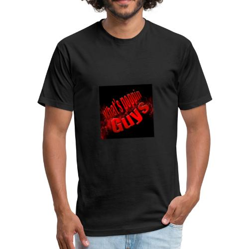 First Design Apparel - Fitted Cotton/Poly T-Shirt by Next Level