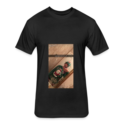 Steal Your Girl v1 - Fitted Cotton/Poly T-Shirt by Next Level