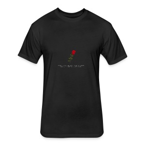 ConceptTURKEY - Fitted Cotton/Poly T-Shirt by Next Level
