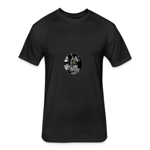 Reaper - Fitted Cotton/Poly T-Shirt by Next Level