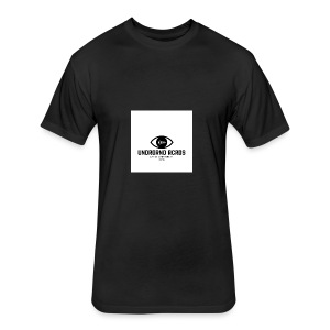 underground establishment - Fitted Cotton/Poly T-Shirt by Next Level