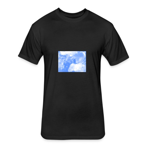 1men t-shirt - Fitted Cotton/Poly T-Shirt by Next Level