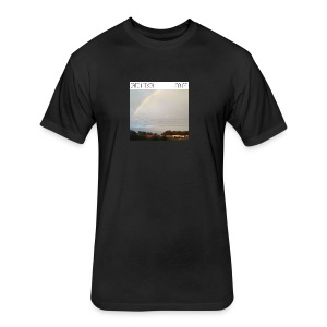 Catch Fever Maybe Single Cover - Fitted Cotton/Poly T-Shirt by Next Level