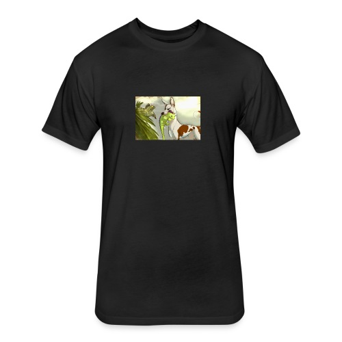 fullsizeoutput 76d - Fitted Cotton/Poly T-Shirt by Next Level