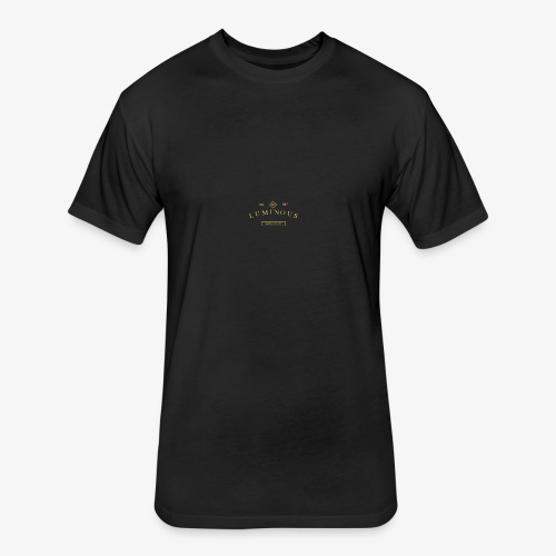 Luminous Original logo - Fitted Cotton/Poly T-Shirt by Next Level