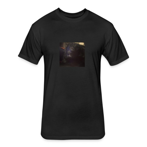 Rylee - Fitted Cotton/Poly T-Shirt by Next Level