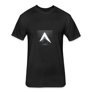 AmmoAlliance custom gear - Fitted Cotton/Poly T-Shirt by Next Level
