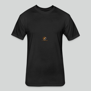 AlanizSports #3 - Fitted Cotton/Poly T-Shirt by Next Level