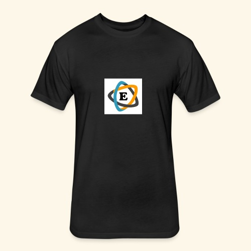 emisco logo - Fitted Cotton/Poly T-Shirt by Next Level