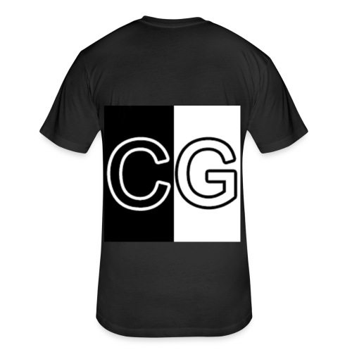 CiGiDesign - Fitted Cotton/Poly T-Shirt by Next Level