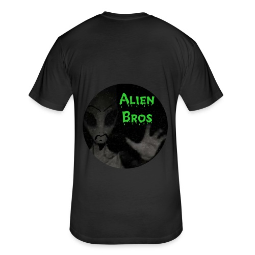 Alien Bros The Truth Is Out There! - Fitted Cotton/Poly T-Shirt by Next Level
