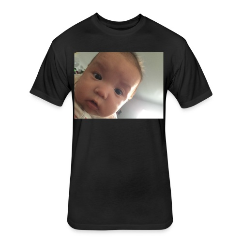 inuuvunga - Fitted Cotton/Poly T-Shirt by Next Level