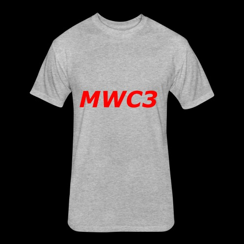 MWC3 T-SHIRT - Fitted Cotton/Poly T-Shirt by Next Level