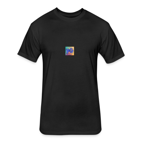 Preston Gamez - Fitted Cotton/Poly T-Shirt by Next Level
