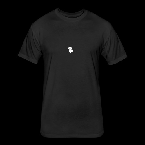 LOOT LLAMA THREE HEADS HYDRA - Fitted Cotton/Poly T-Shirt by Next Level