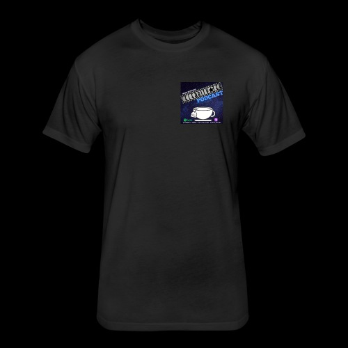 CTP LOGO - Fitted Cotton/Poly T-Shirt by Next Level