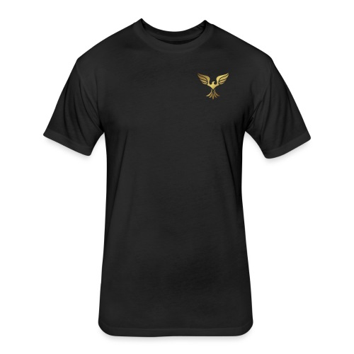 Fénix - Fitted Cotton/Poly T-Shirt by Next Level