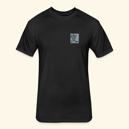 racks on racks apparel - Fitted Cotton/Poly T-Shirt by Next Level