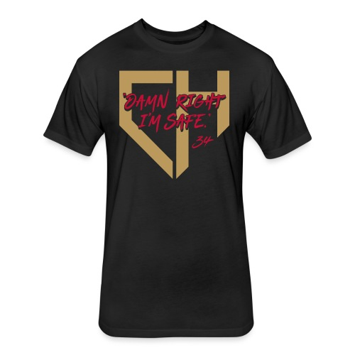 Twins_DRIS - Fitted Cotton/Poly T-Shirt by Next Level