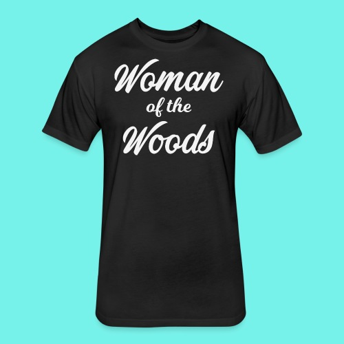 Woman of the Woods, Filthy, JT concert shirt, - Fitted Cotton/Poly T-Shirt by Next Level