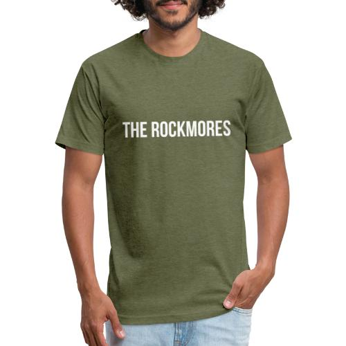 THE ROCKMORES - Fitted Cotton/Poly T-Shirt by Next Level