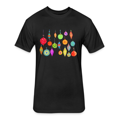 Christmas Apparel - Own It! - Fitted Cotton/Poly T-Shirt by Next Level